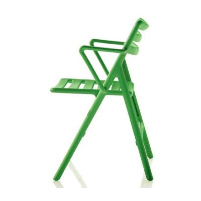 Folding Air Chair with arms