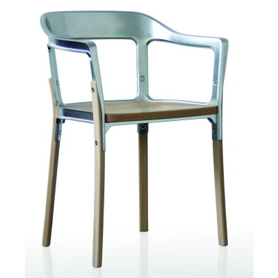 Steelwood Chair Galva