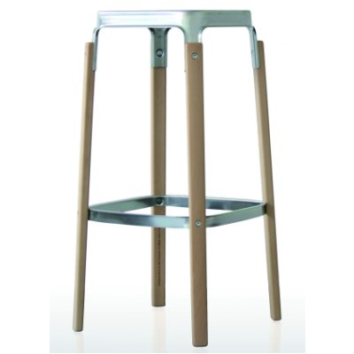 Steelwood Stool Galva
